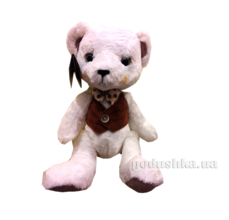 Мягкая игрушка Мишка Джим средний Левеня K405B