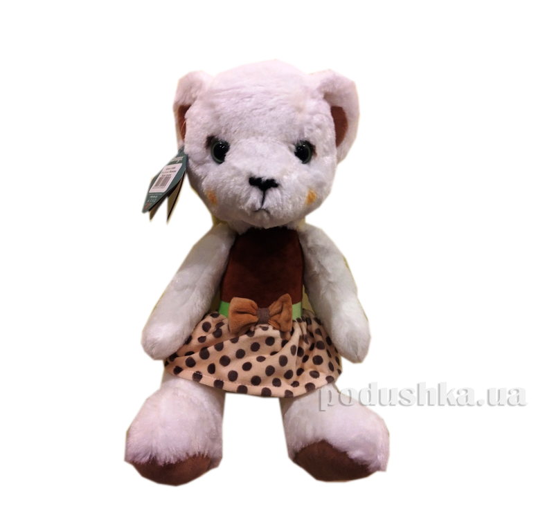 Мягкая игрушка Мишка Меджи средний Левеня K406B