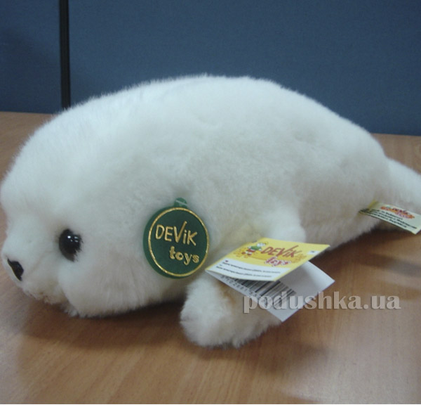 Мягкая игрушка Морской котик  DEVIK toys C2216A-13-A01