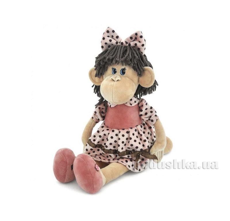 Мягкая игрушка Обезьяна в платье и туфлях 45 см Orange 5008/25