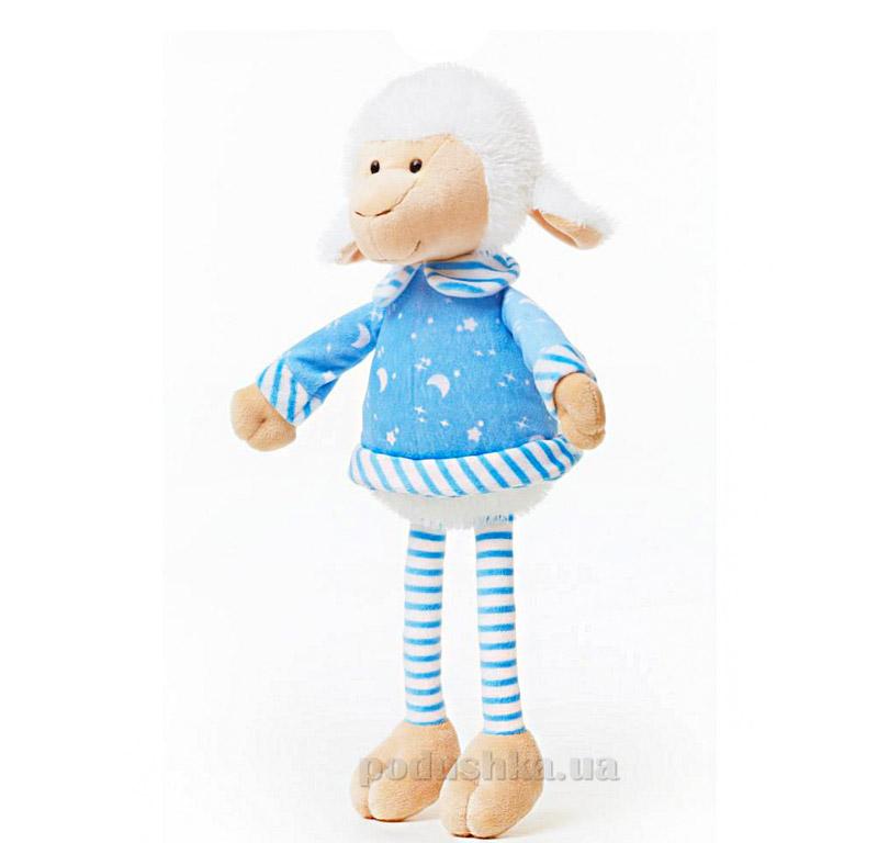 Мягкая игрушка Овечка Николь в одежде ТМ Левеня К348А-3