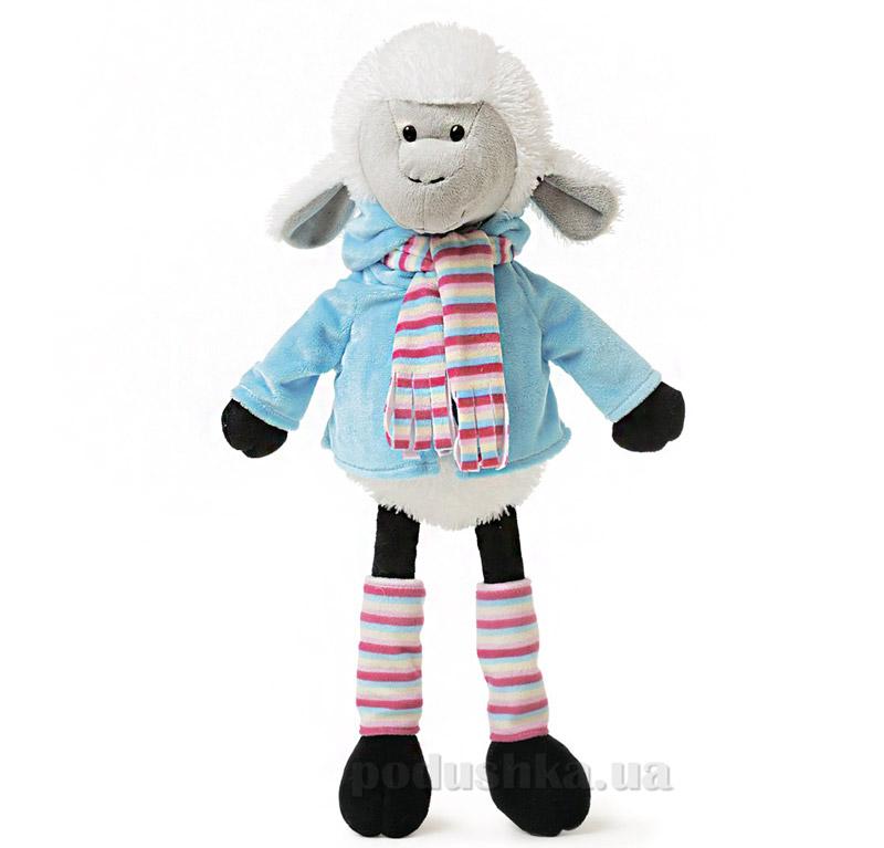 Мягкая игрушка Овечка Николь в одежде ТМ Левеня К348А-5