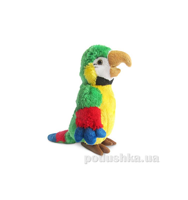 Мягкая игрушка Попугай lava