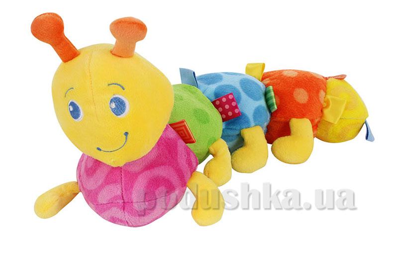 Мягкая игрушка Разноцветная гусеница Kids II
