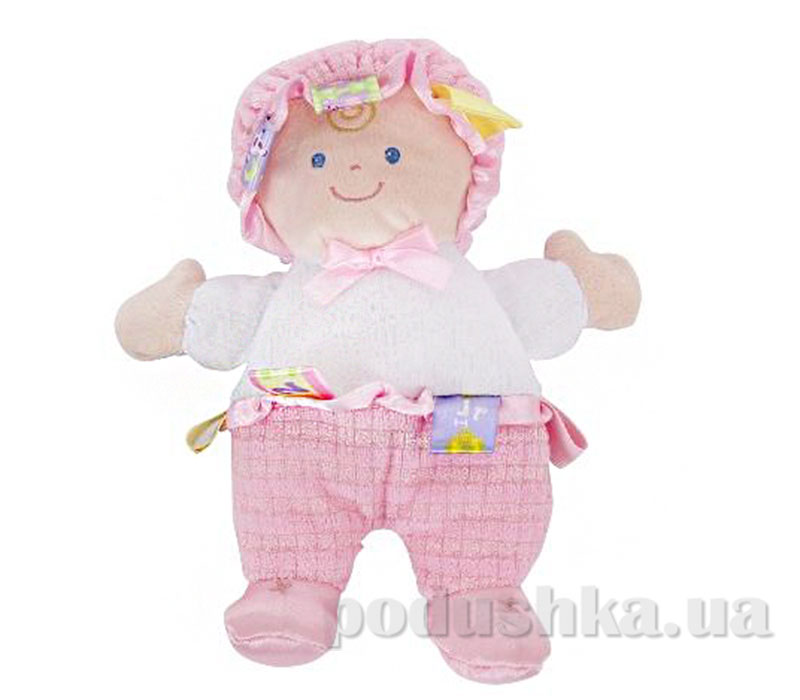 Мягкая игрушка Розовая девочка Kids II