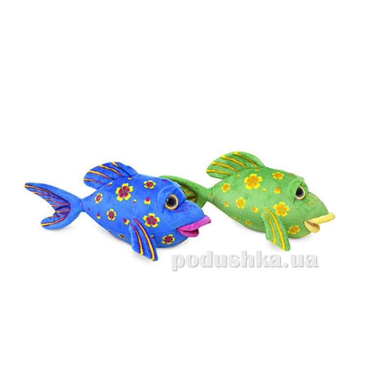Мягкая игрушка Рыбка lava