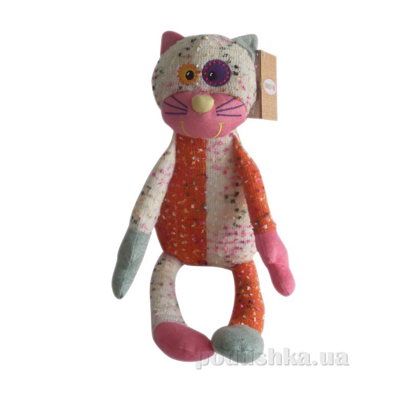 Мягкая игрушка семья Друзяки кошка Кэтти Family-Fun