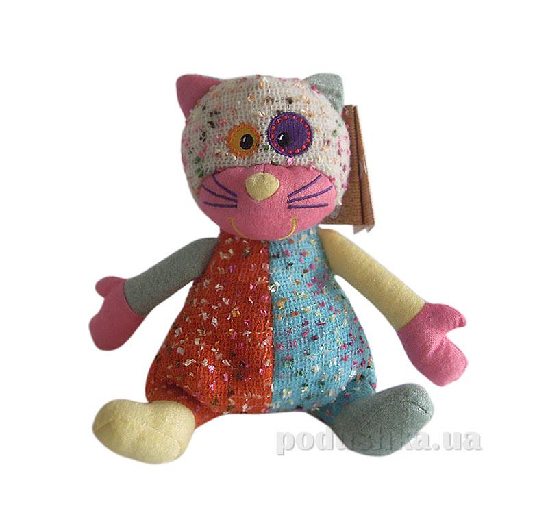 Мягкая игрушка семья Друзяки котенок Китти Family-Fun