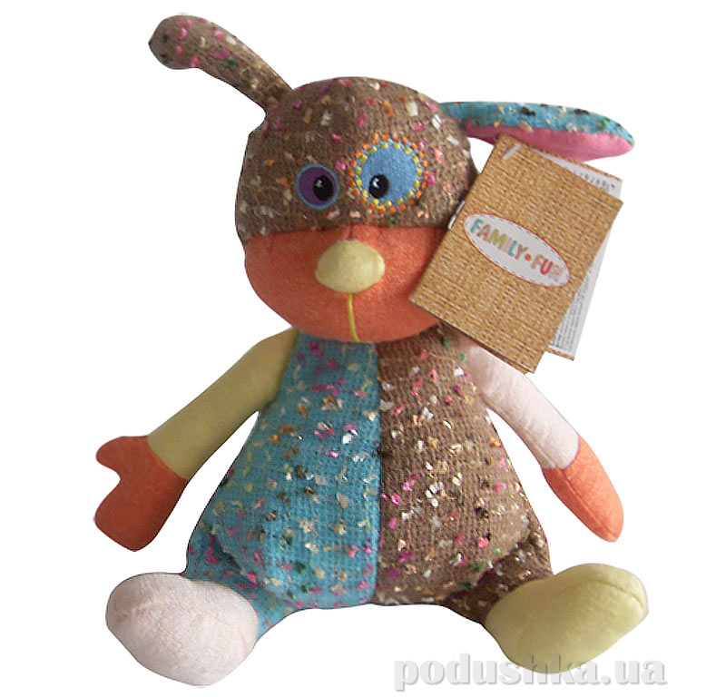 Мягкая игрушка семья Друзяки щенок Бобби Family-Fun