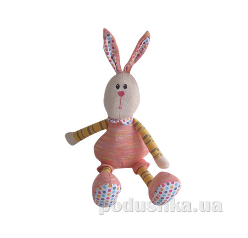 Мягкая игрушка семья Конфеттюшек зайчонок Спотти Family-Fun