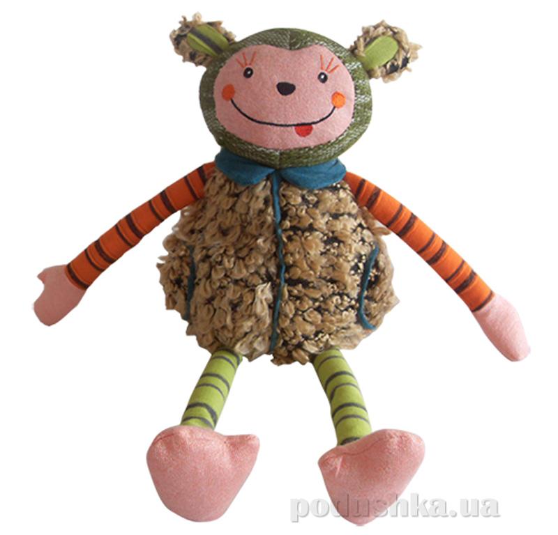 Мягкая игрушка семья Шубят мартышка Манки Family-Fun