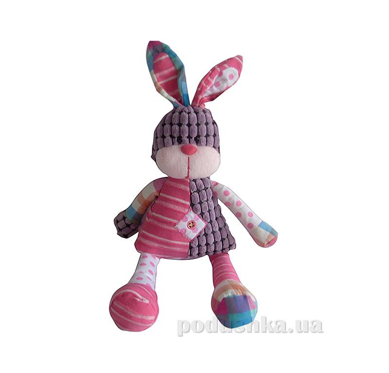 Мягкая игрушка семья Сладкоежек зайчонок Снекки Family-Fun