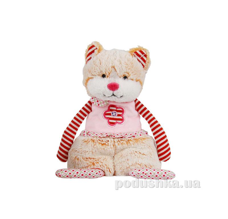 Мягкая игрушка семья Сплюшек котенок Вилли Family-Fun
