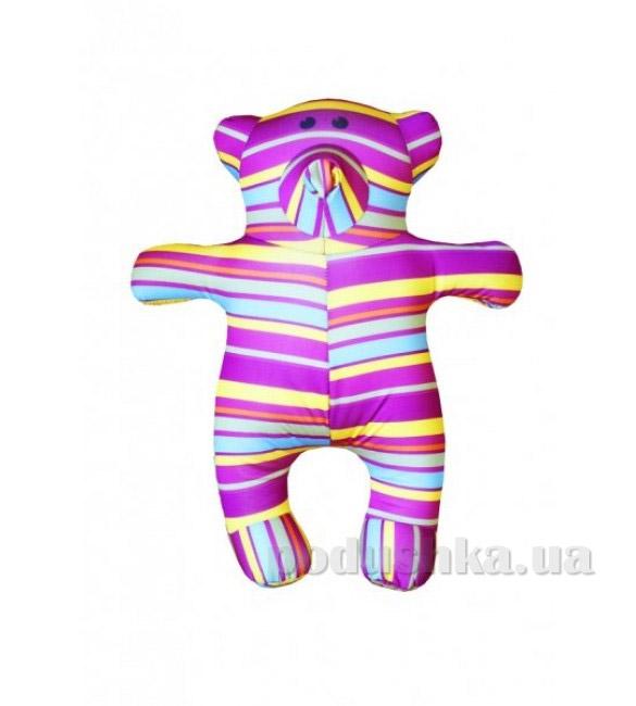 Мягкая игрушка Штучки Медведь принты