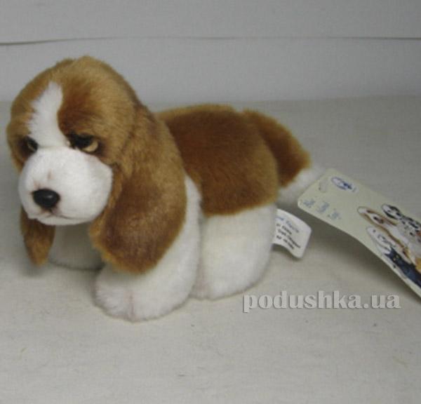 Мягкая игрушка Собака Бассет Хаунд DEVIK toys JD-1518