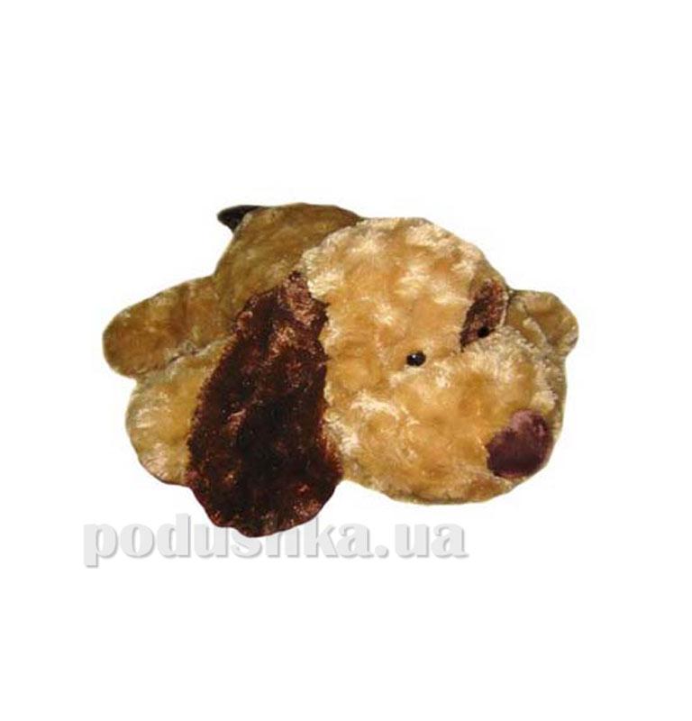 Мягкая игрушка Собака коричневое ухо Grand