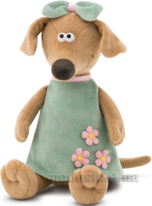 Мягкая игрушка собака Жужа 30 см Orange AT-7646/20