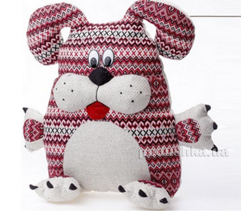 Мягкая игрушка Собака-подушка Левеня К300С