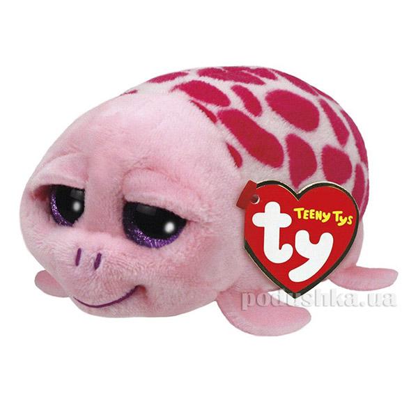 Мягкая игрушка Teeny Ty's Розовая черепаха Shuffler TY 42145   TY