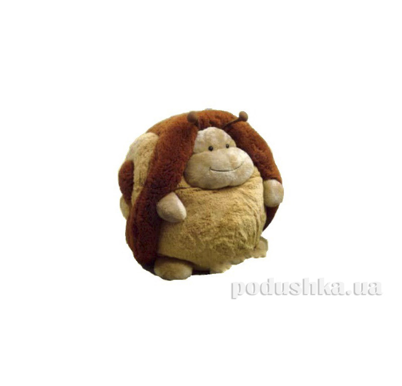 Мягкая игрушка Улитка-шарик 13 см Rich 12H0872XS