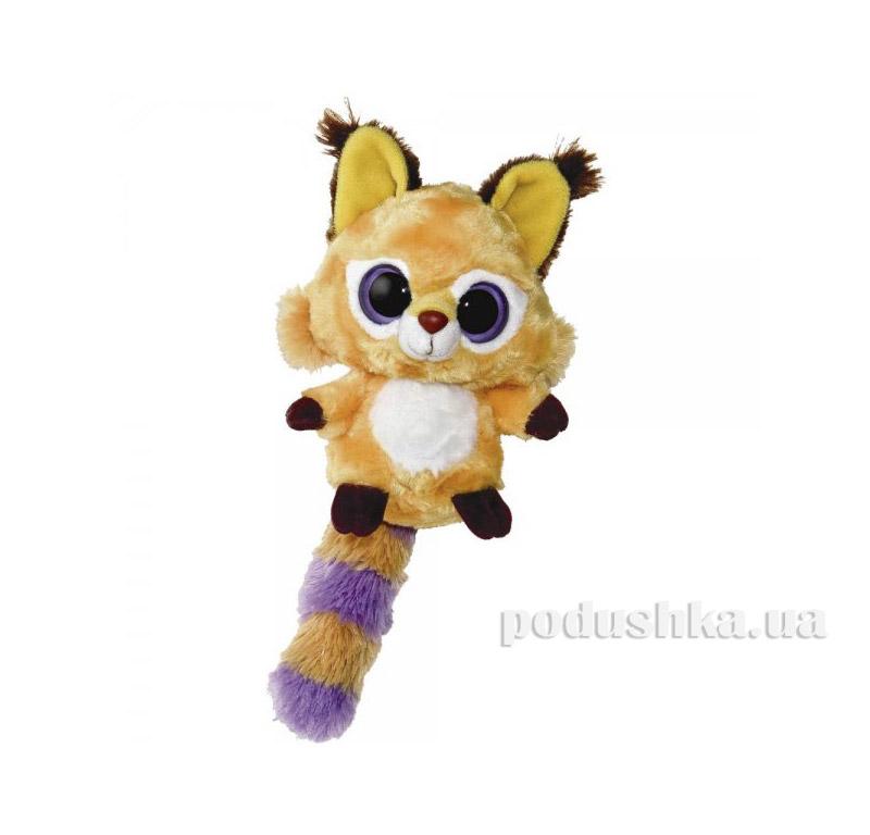 Мягкая игрушка YooHoo&Friends Рысь 12 см Aurora 90659C