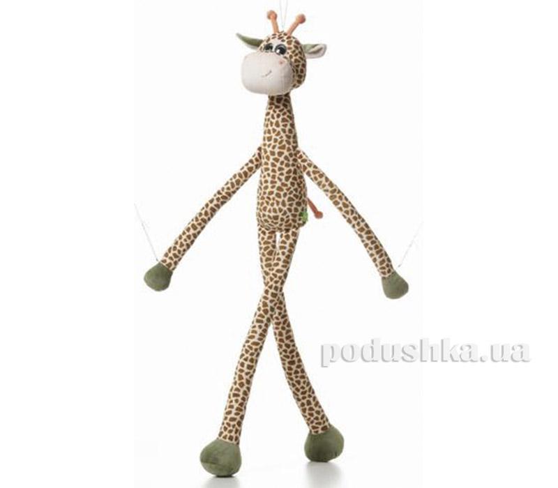Мягкая игрушка Жираф Сафари Левеня К425А