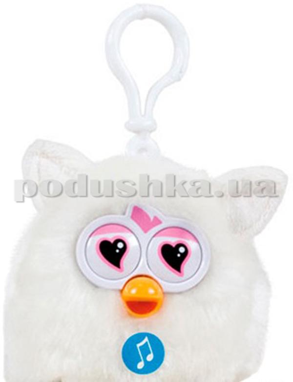 Мягкая игрушка-брелок Ферби 8см белый 760010102-3 Furby