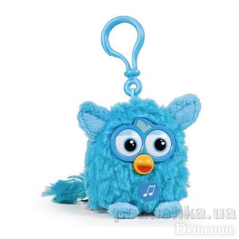 Мягкая игрушка-брелок Ферби бирюзовый 8 см