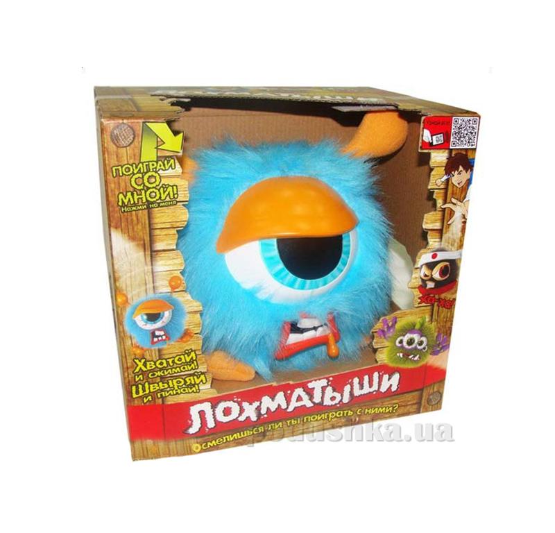 Мягкая интерактивная игрушка Лохматик - малыш Свити 28122