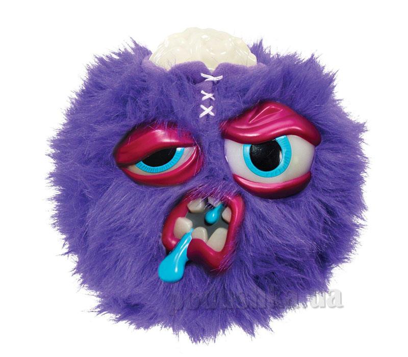 Мягкая интерактивная игрушка Лохматыш - Зомби со световыми эффектами Smasha-Balls