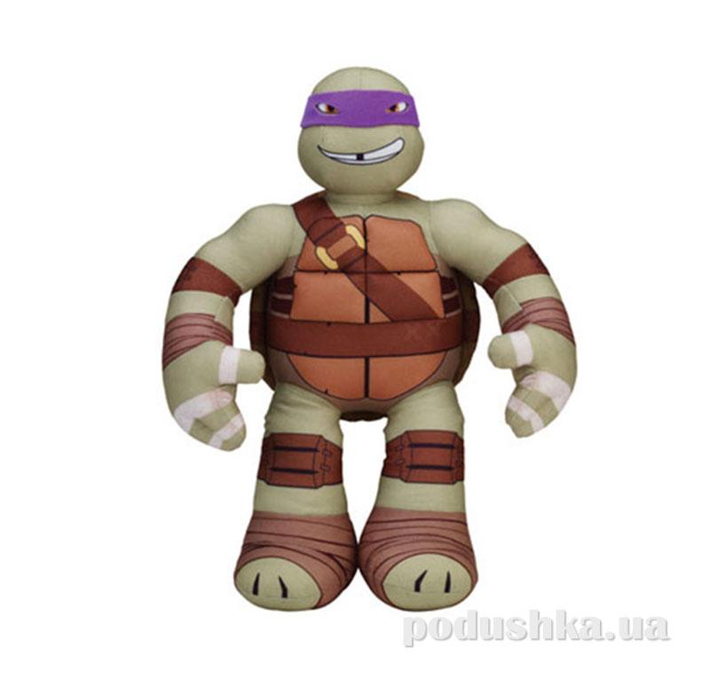 Мягкая интерактивная игрушка серии Черепашки-Ниндзя - Донателло (озвуч., 39 см) 95512