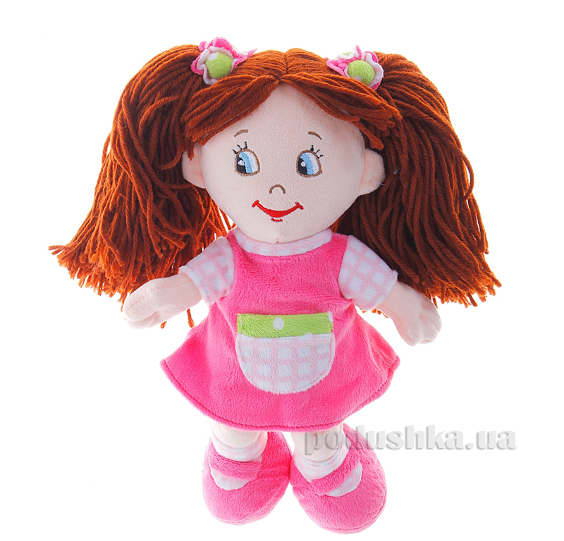 Мягкая кукла Анюта ТМ Левеня К249М