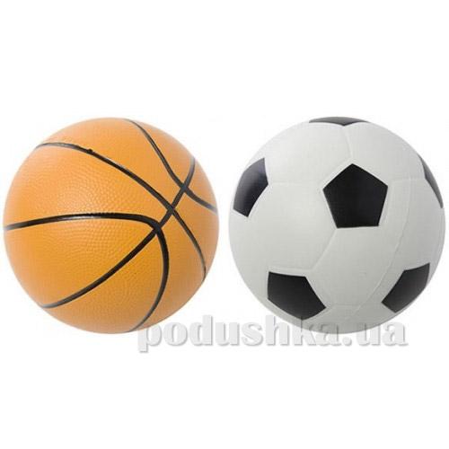 Мягкий мяч BuzzBeeToys 24503