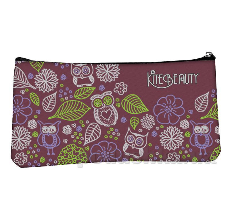 Мягкий пенал для девочки Kite 664 Beauty 2