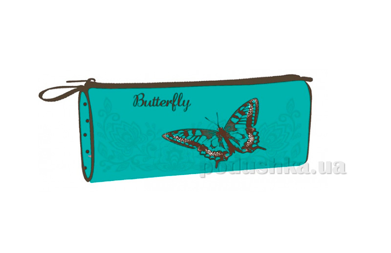 Мягкий пенал ZiBi Butterfly ZB14.0415BF для девочек