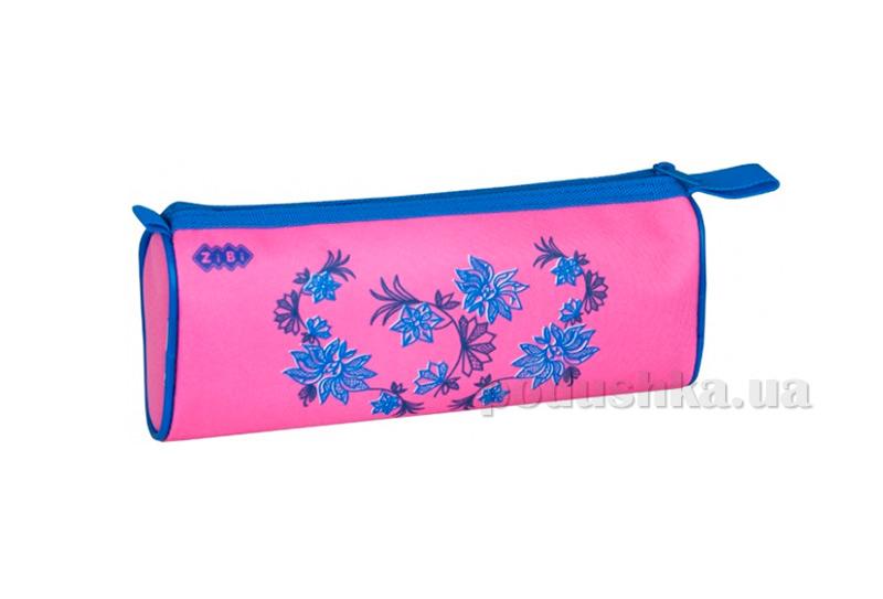 Мягкий пенал ZiBi Flora ZB14.0400FL для девочек