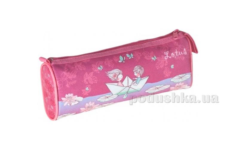 Мягкий пенал ZiBi Lotus ZB13.0404LT для девочек