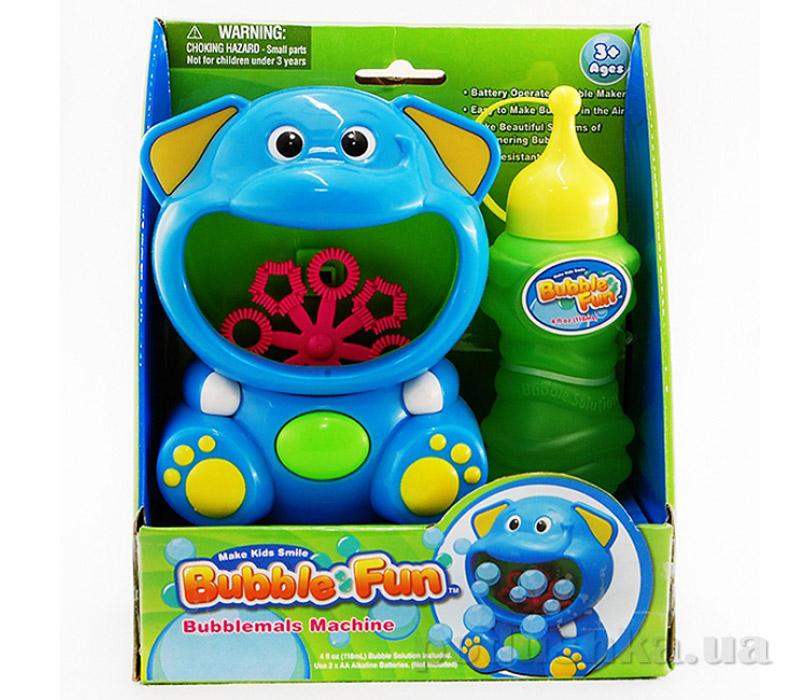 Мыльные пузыри Bubble Fun Сидящие зверюшки