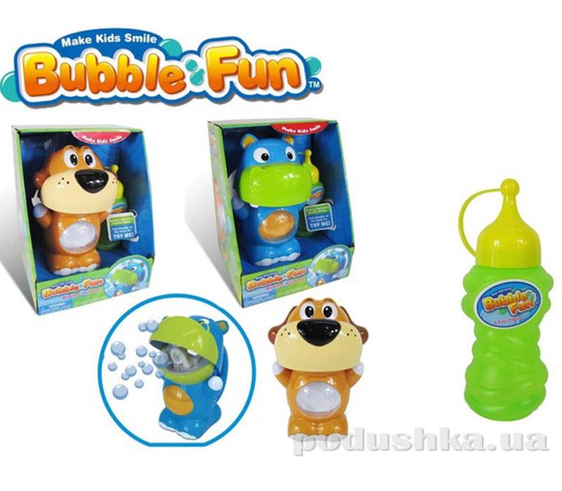 Мыльные пузыри Bubble Fun Забавные животные
