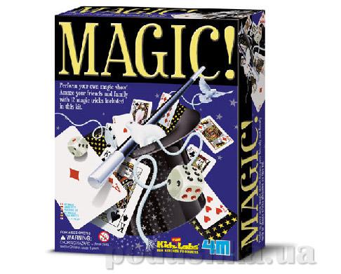 Набор 4M Магия из серии Детская лаборатория