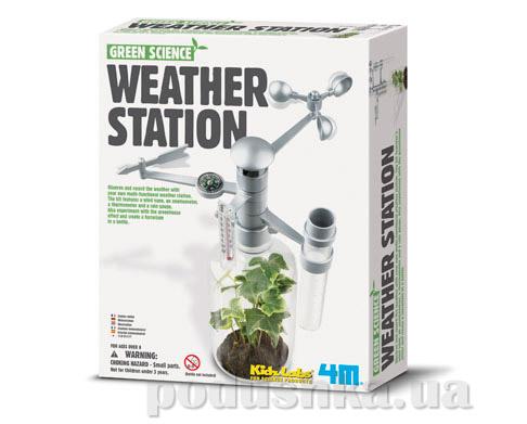 Набор 4M Метеостанция из серии Green science