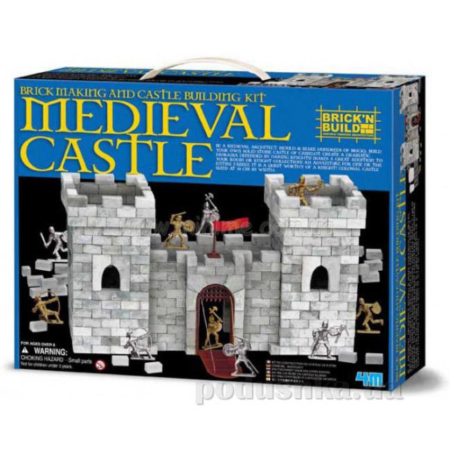Набор 4M Средневековый замок из серии Детская лаборатория