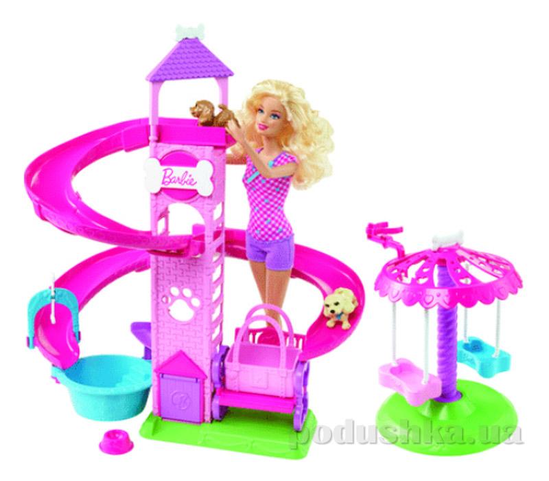 Набор Барби Щенки в парке развличений Barbie