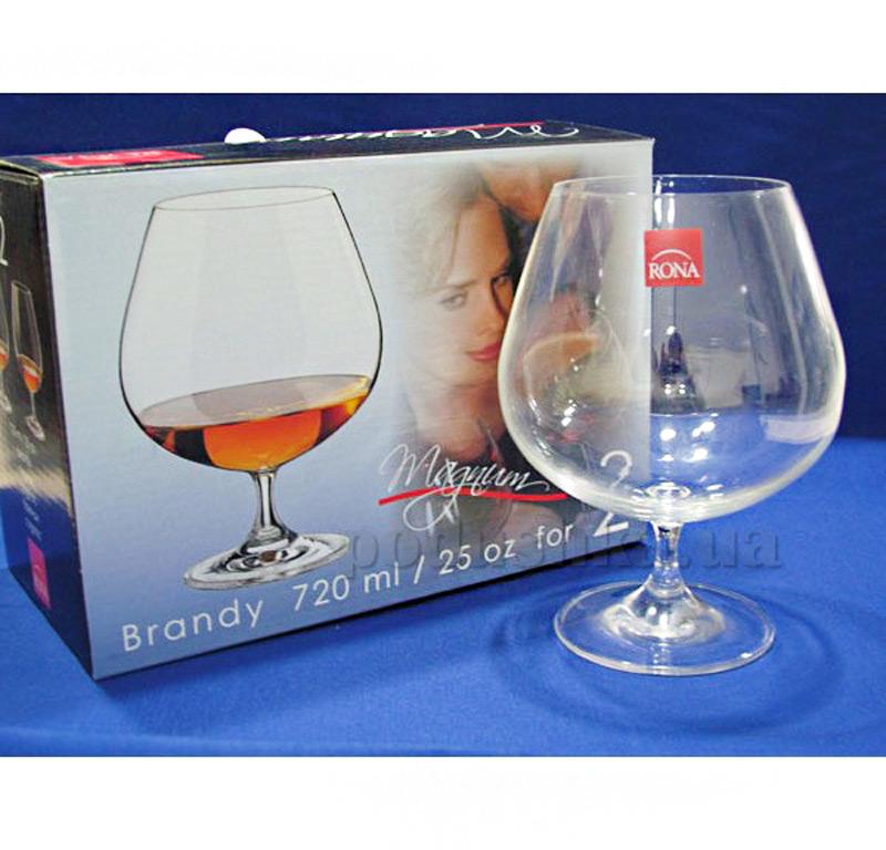 Набор бокалов для бренди Rona Magnum 2911