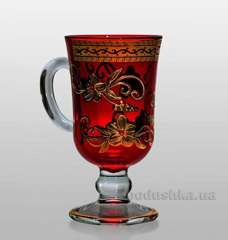 Набор бокалов для глинтвейна Venezia Assorti Bohemia Sklo 35-18-250-4-046