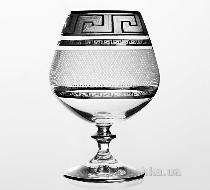 Набор бокалов для коньяка Angela Bohemia Sklo s.r.o01-06-400-6-004