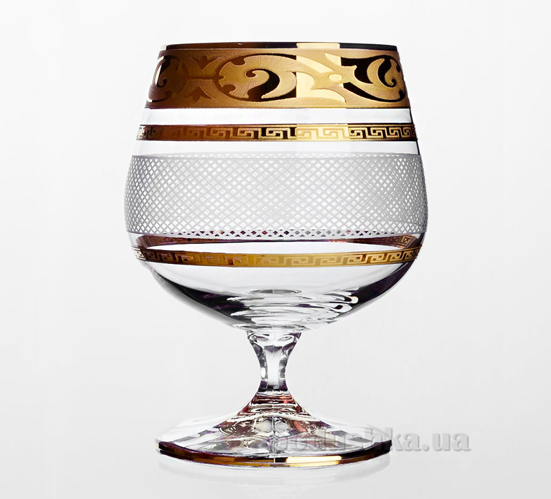 Набор бокалов для коньяка Christine Bohemia Sklo 04-06-250-6-011