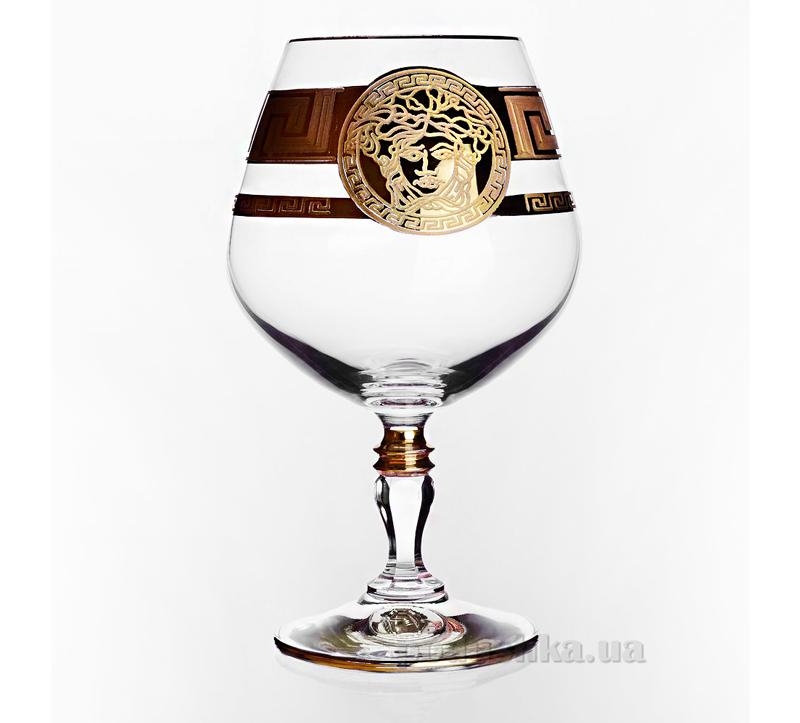 Набор бокалов для коньяка Victoria Bohemia Sklo 02-06-380-6-005
