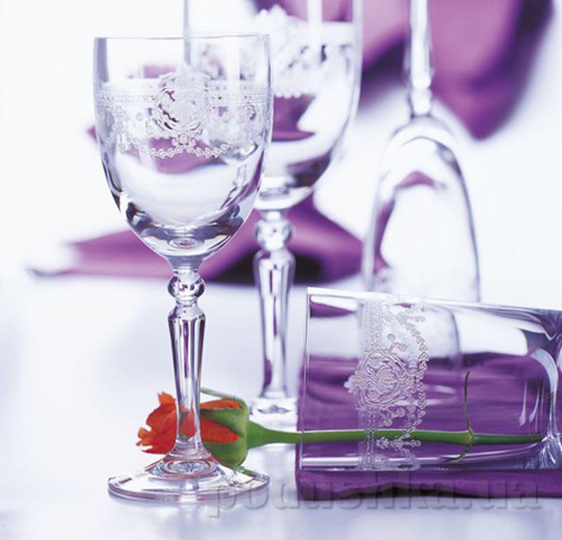 Набор бокалов для вина Cristal D Arques Diamax Dampierre G5474