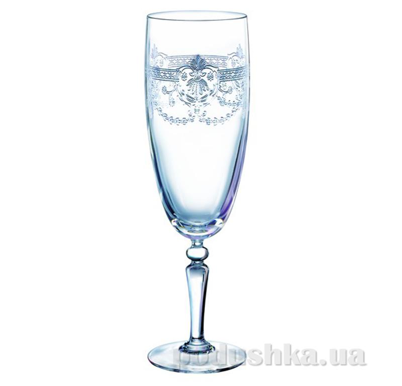 Набор бокалов для шампанского Cristal D Arques Diamax Dampierre G5475
